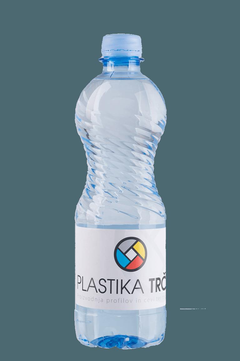 Plastenk plastika trcek